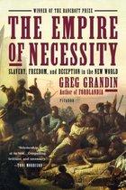 Boek cover The Empire of Necessity van Greg Grandin