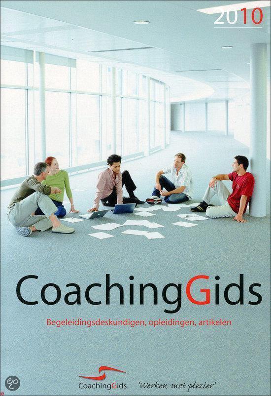 Cover van het boek 'Coachinggids ...'