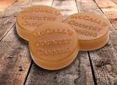 McCall's Candles Button Sunset Suede 3 stuks
