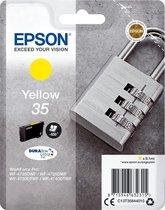 Epson 35 - Inktcartridge / Geel