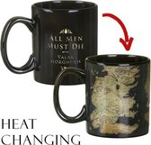 Game of Thrones Westeros Map Heat Changing Mug 400ml