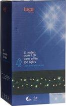 Luca Lighting Kerstboomverlichting - 11 m - 550 LEDs - voor 180 cm hoge boom