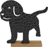 Mozaiekpakket Labrador Zwart Klein