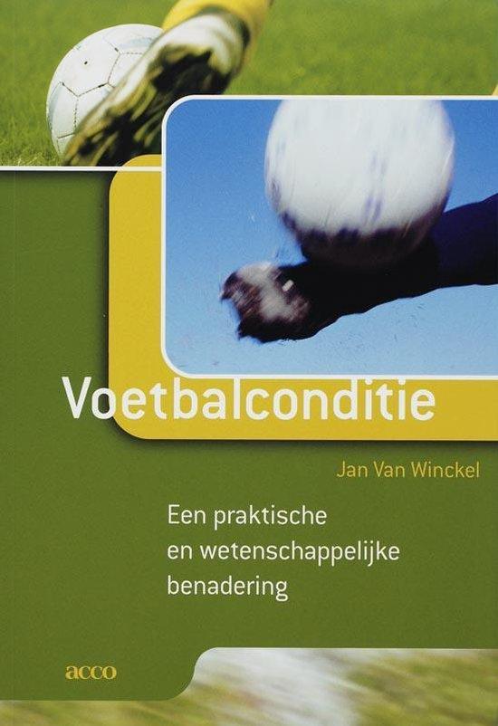 Voetbalconditie - Jan van Winckel |