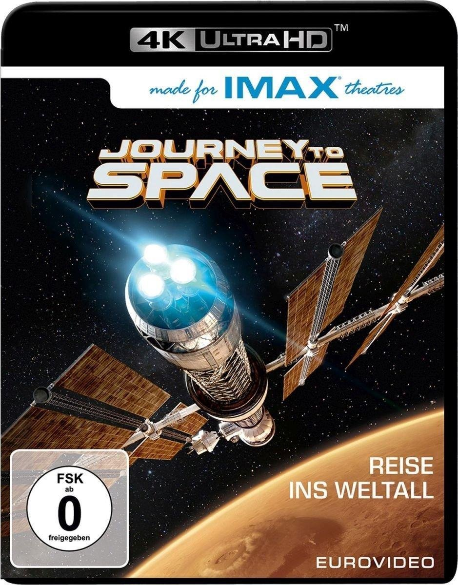 Journey to Space UHD/Blu-ray-