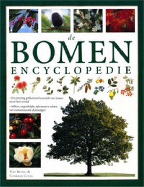De Bomenencyclopedie - Tony Russell  