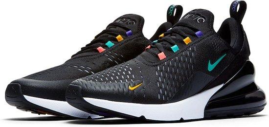 Nike Air Max 270 Sneakers - Maat 42.5 - Mannen - zwart