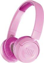 JBL JR300BT Roze - Draadloze on-ear kids koptelefoon