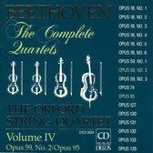 String Quartets, Vol. Iv