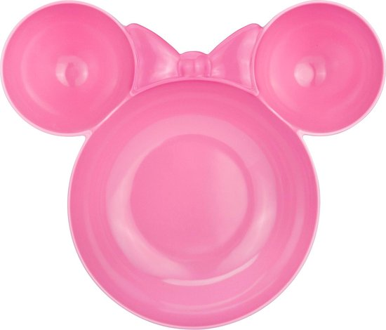 Zak!Designs Disney Minnie Serveerschaal - Roze