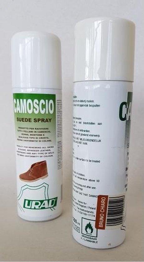 URAD Suede Spray camoscio - Lichtbruin - 200ml