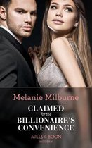 Claimed For The Billionaire's Convenience (Brides of Innocence, Book 1)