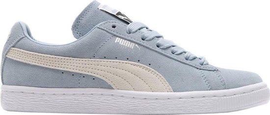 bol.com | Puma Classic Sneakers Lichtblauw Heren Maat 36