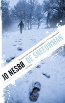 Omslag Harry Hole 7 - De sneeuwman