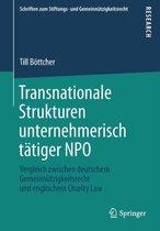 Transnationale Strukturen Unternehmerisch Tatiger Npo