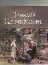 Hannah's Golden Moment