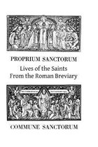 Lives of the Saints from the Roman Breviary