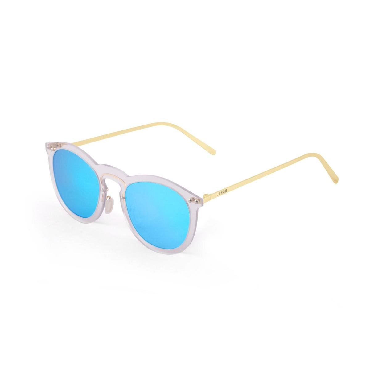 Ocean Sunglasses - HELSINKI - Unisex Zonnebril Blauw - Ocean Sunglasses