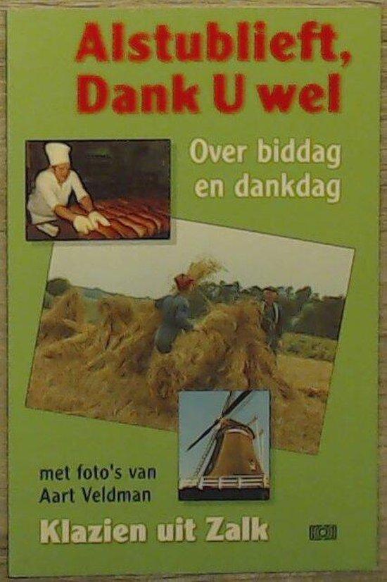 ALSTUBLIEFT DANK U WEL - Veldman pdf epub