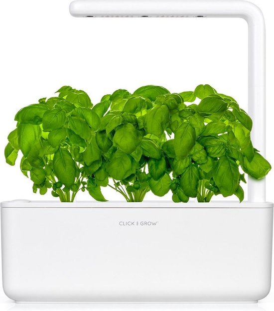 Click and Grow - Smart Garden 3 - Wit