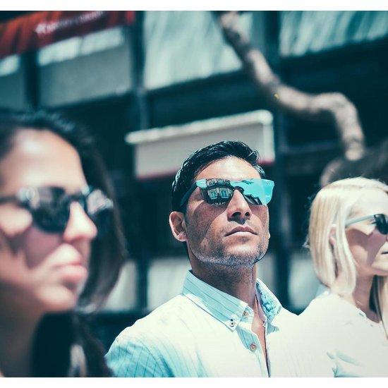 Ocean Sunglasses - FLORENCIA - Unisex Zonnebril grijs - Ocean Sunglasses