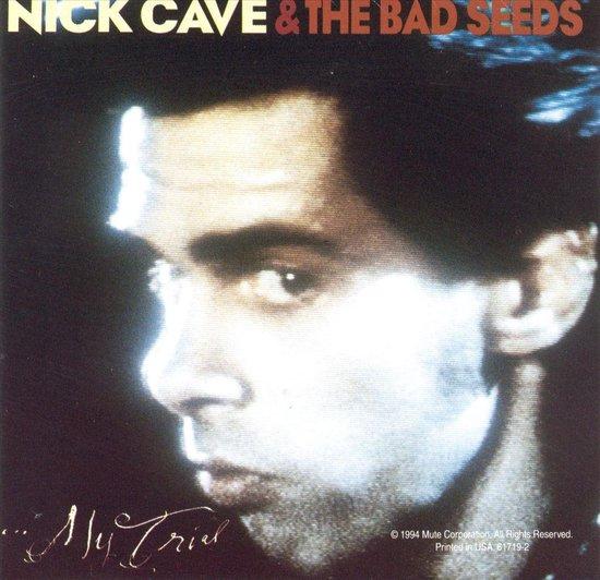 CD cover van Your Funeral... My Trial van Nick Cave & The Bad Seeds