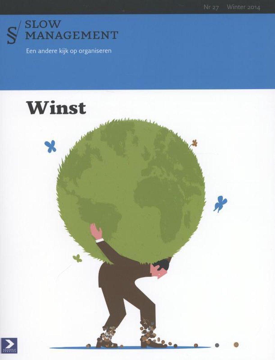 Slow Management 27 - Winst Winter 2014