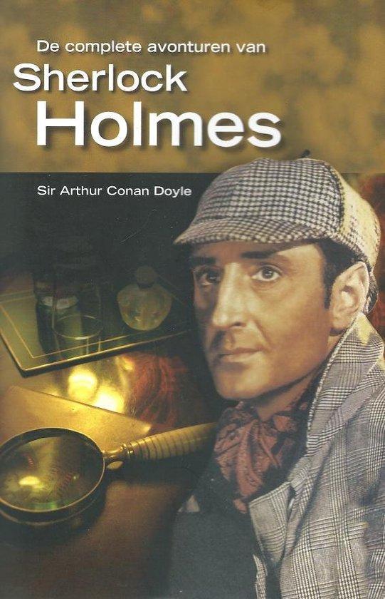 De complete avonturen van Sherlock Holmes - Sir Athur Conan Doyle |