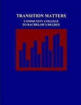 Transition Matters