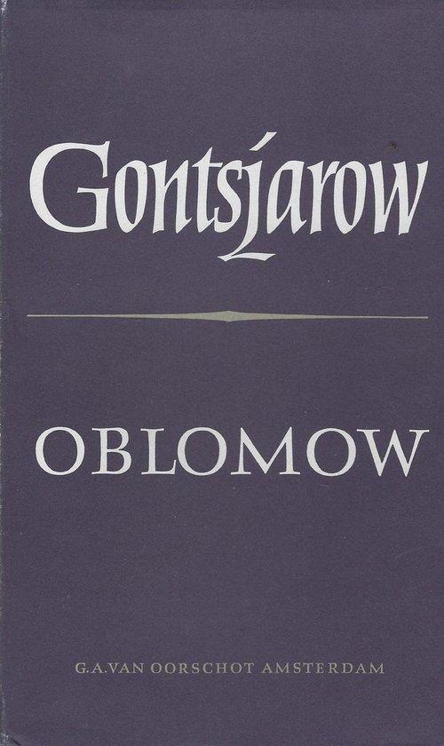Oblomov - Ivan A. Gontsjarov pdf epub