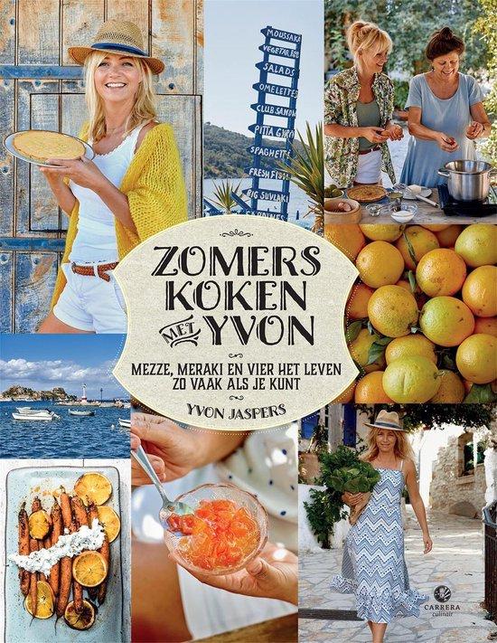 Zomers koken met Yvon