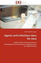 Agents Anti-Infectieux Dans Les Eaux