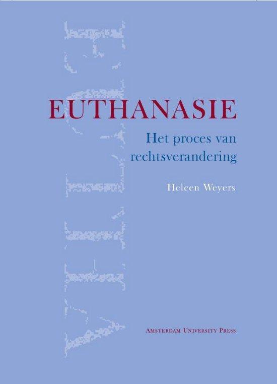 Euthanasie - H. Weyers | Fthsonline.com