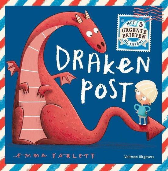 Drakenpost - Emma Yarlett  