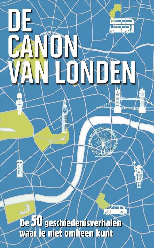 De canon van Londen - Roel Tanja |