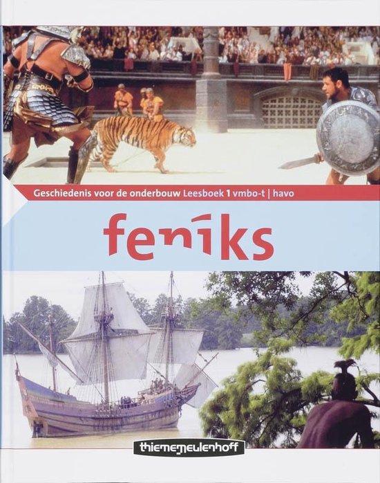 Feniks THV Onderbouw 1 Vmbo-t / Havo Leesboek - C. Dekkers |