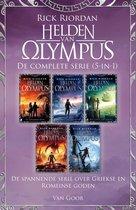Helden van Olympus 1-5 - De complete serie (5-in-1)