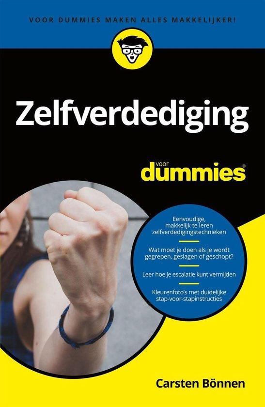 Voor Dummies - Zelfverdediging voor Dummies - Carsten Bönnen  