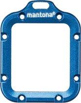 mantona Lensring blauw voor GoPro Hero 3