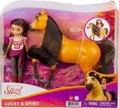 Mattel Spirit Lucky & Spirit - Pop en Paard