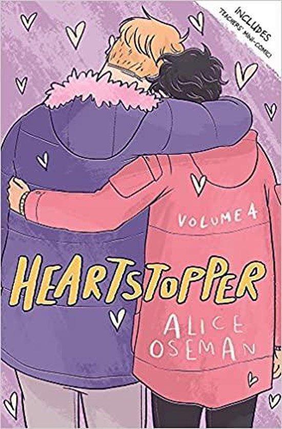 Boek cover Heartstopper Volume Four van Alice Oseman (Paperback)