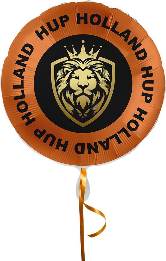 Everloon - Folieballon - Hup Holland Hup - 43cm