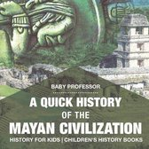 A Quick History of the Mayan Civilization - History for Kids Children's History Books