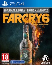 Far cry 6 - Ultimate edition - PS4