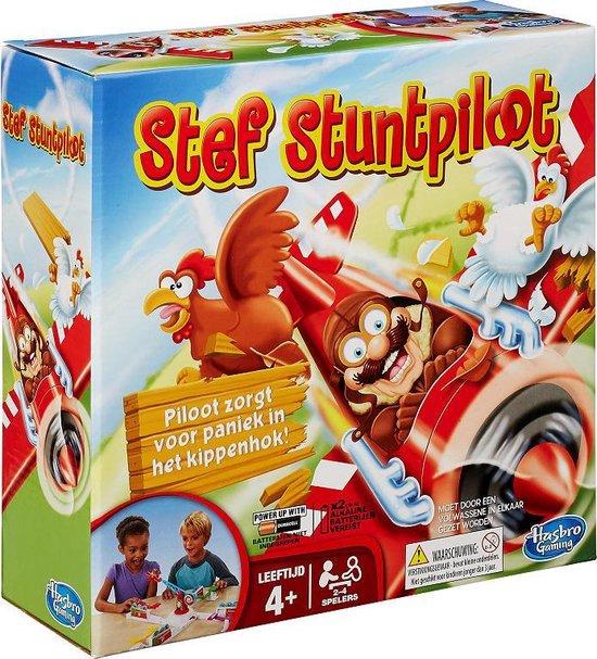 Afbeelding van het spel Stef Stuntpiloot - Bordspel