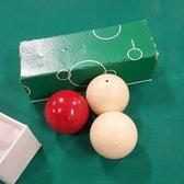 Biljartballen set Carambole 56 MM