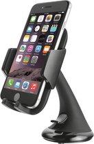 Trust Mobile - Smartphonehouder - Voor in de auto - Max 6 inch - Zwart