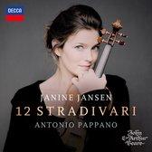 Janine Jansen: 12 Stradivari