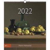 Art Revisited Wandkalender 2022 Henk Helmantel 32 X 30 Cm Papier