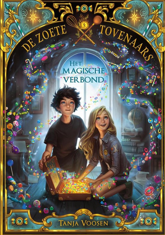 De Zoete Tovenaars 1 - Het magische verbond